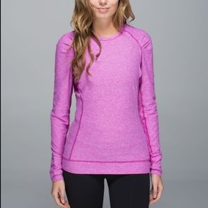 Lululemon Think Fast Long Sleeve